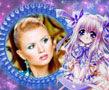 N-222 This Photoshop effect will help you to create a lovely anime picture frame. Your children will like it for sure, especially if you have daughters in your family. Actually they can also make their own collages using the pictures of their friends.