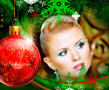 N-234 People say that anticipation of a holiday is much more pleasant than the holiday itself. Decorating the Christmas tree is a part of the foretaste. This Photoshop effect will help you to decorate your own Christmas tree with a picture of yours.