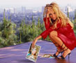 N-92 Pamela Anderson loves your pictures, but there are limits. They became too much. Don't obtrude, or your images will be trampled. As these.
